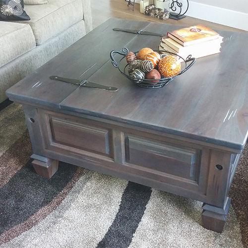 Furniture Refinishing New Look